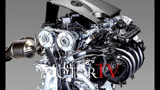 TECHNOLOGY : TOYOTA 2018 NEW 4 CYL / 2.0 LITER  DYNAMIC FORCE ENGINE