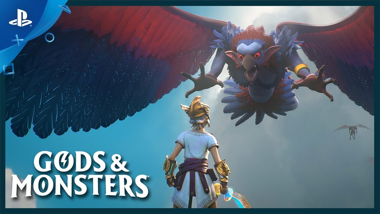 Gods & Monsters - E3 2019 World Premiere Cinematic Trailer | PS4