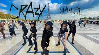 [KPOP IN PUBLIC PARIS | ONE TAKE] 4Minute (포미닛) - Crazy | Da…