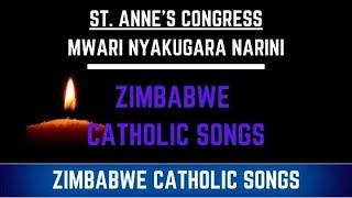 Zimbabwe Catholic Shona Songs - Mwari Nyakugara Narini
