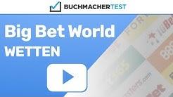 Big Bet World Wetten