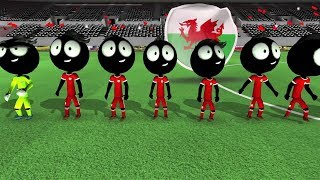 Stickman Soccer 2018 Android Gameplay #6