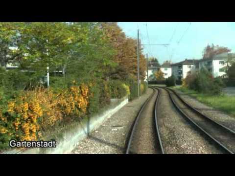 Strassenbahn Basel (Bazylea) linia 11