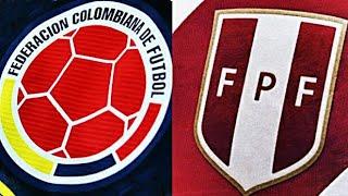 Colombia Vs Peru En vivo !!! 2do Tiempo