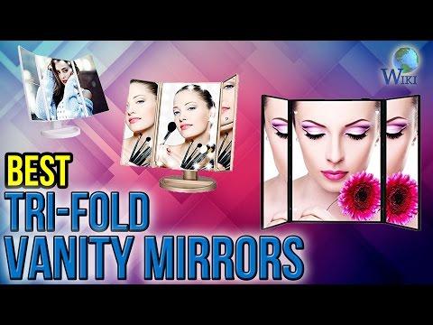 10 Best Tri-fold Vanity Mirrors 2017
