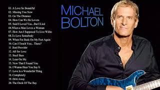 Michael Bolton Greatest Hits Full Album || Michael Bolton Rock Playlist 2018