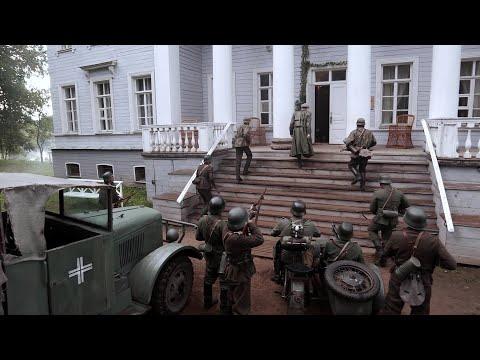 ВОЕННЫЙ ФИЛЬМ! СЕКРЕТНАЯ  «РККА» 1-4 серия. Военная разведка: Первый удар.