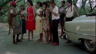 Sakalakala Vallavan   Tamil Movie   Scenes   Clips   Comedy   Kamal teasing Ambika