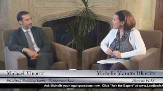 L & Tea Time with Michelle: Episode 2 - Recovering Legal Fees in L & T and other Litigation