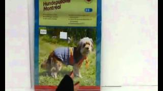 Зоо товары - Одежда для собак TRIXIE - Свитерок с шарфиком