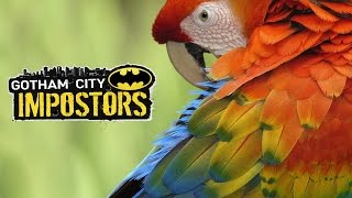DAMN PARROTS! Gotham City Impostors PC Gameplay! Team DeathMatch on 25th Floor! (60FPS)