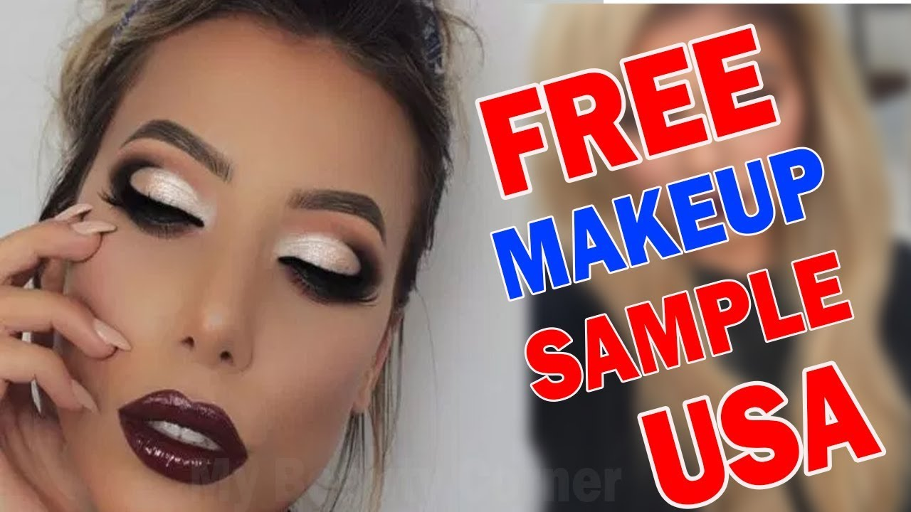 Free makeup samples usa free shipping my beauty corner youtube.