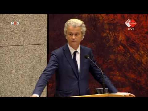 Inbreng Geert Wilders bij het debat over Brexit (27-06-016)