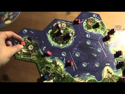 A lonesome Gamer plays Archipelago pt 5.avi