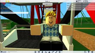 my boyfriend abandons me in roblox theme park tycoon 2 xc