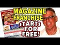 Coupon Magazine Home Business Opportunity - STARTS FOR FREE!