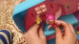 Мультик про Барби и ее животных потерялась кошечка