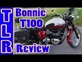 Triumph Bonneville T100 | First Ride And Review