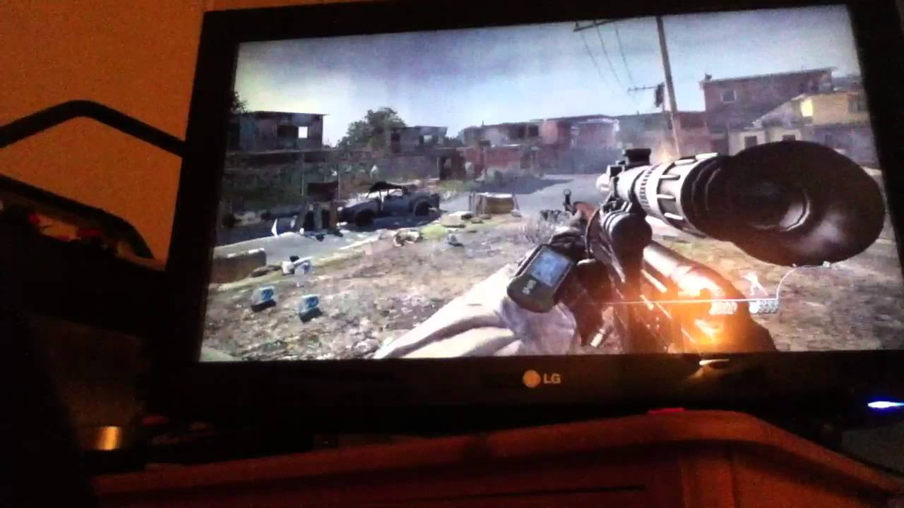 12 days of Gaming (day 7) Cod MW2 - YouTube