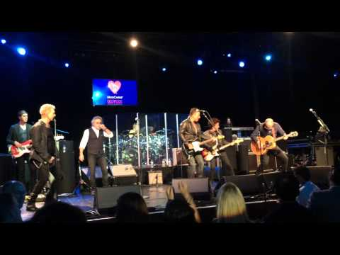 Billy Idol, Bruce Springsteen, Willie Nile & The Who - Won't Get Fooled Again
