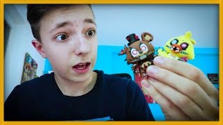 FIVE NIGHTS AT FREDDYS BLINDBOX OTEVÍRÁNÍ!! 🔥