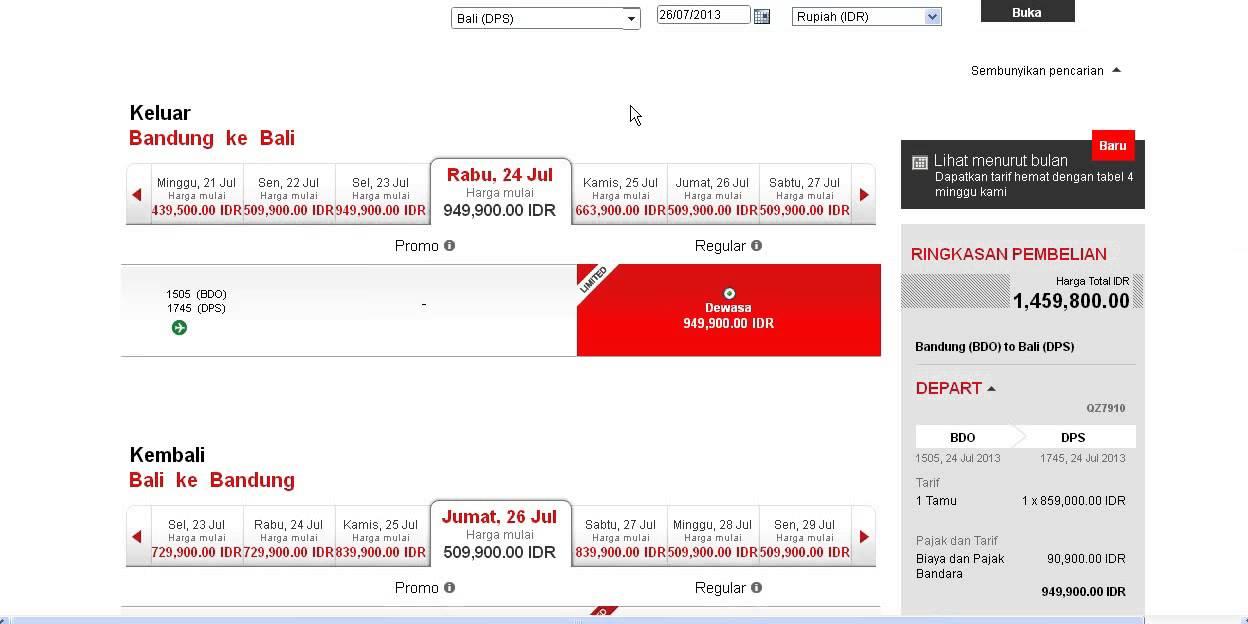 Air Asia Cek Jadwal Penerbangan Dan Harga Tiket Yang Promo Dan Murah Youtube