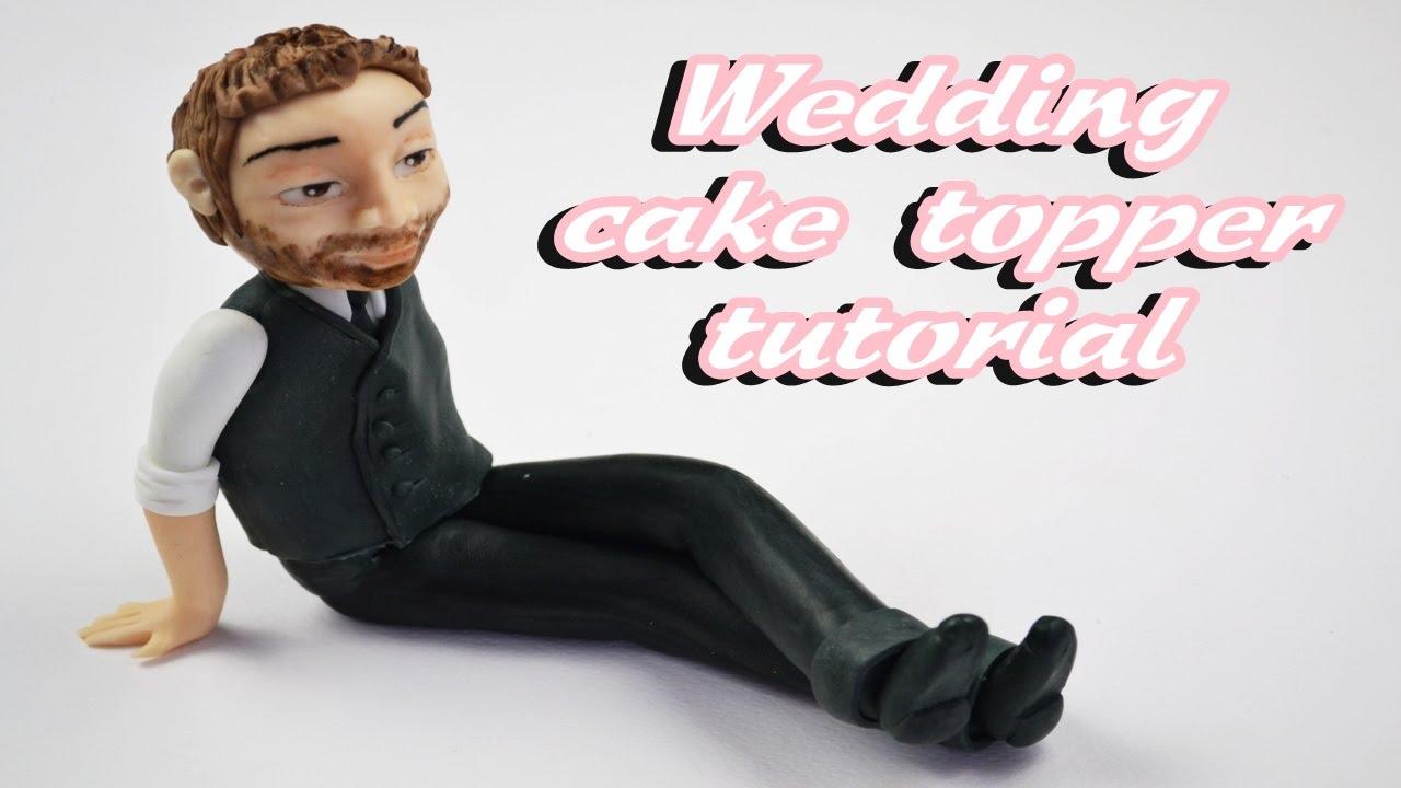 Groom Cake Topper Tutorial