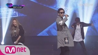 [UNPRETTY RAPSTAR2][OnlyMnet]Heize(Feat. EXO Chanyeol) VS Hyolin(Feat.Basick) EP.09 20151106