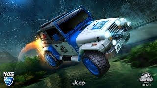 The best car in Rocket League? - Jeep Wrangler review and overview is it worth it? - Jurassic World