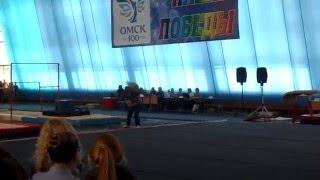 Московские гости в Омске