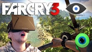 FAR CRY 3 with the OCULUS RIFT | I