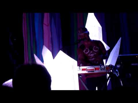 Animal Collective Knock You Down New Song Live Merriweather Post Pavilion Columbia MD July 9 2011