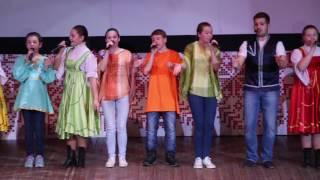 Юбилейный концерт ансамбля Тынды Рынды часть 1