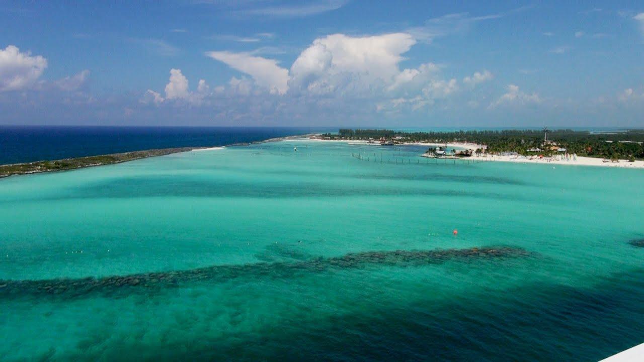 Fred Leavitt: Disney Cruise - Castaway Cay |Castaway Cay Disney Cruise Line