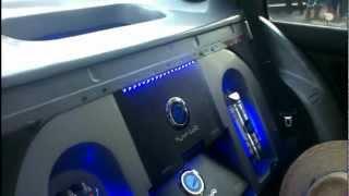 demo jetta a4 con 4 12 subwoofers xtant amplificador planet audio ac4000 1d