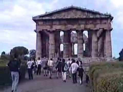 South Tour - 1996 Rome Program - Waterloo Architecture   University of Waterloo