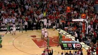 Boston Celtics vs Chicago Bulls 6th Playoff Game