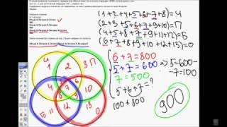 Разбор задачи ЕГЭ-17 по информатике