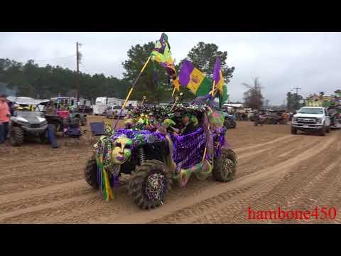 Mardi Gras Parade - River Run