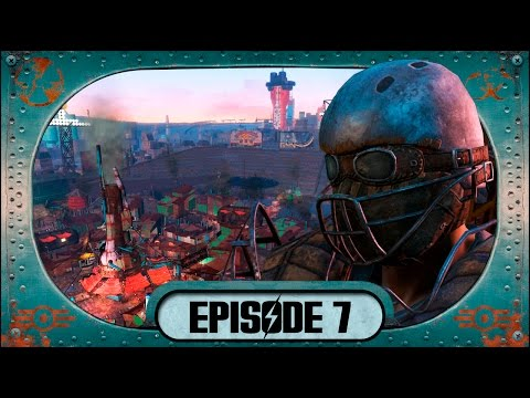 """FALLOUT 4 Gameplay (""""Jewel of the Commonwealth"""") Diamond City Tour"""