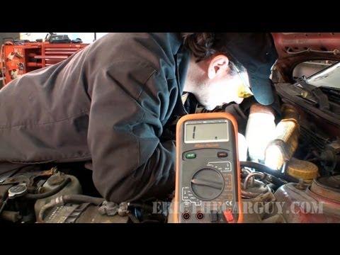P0325 Knock Sensor Diagnosis - EricTheCarGuy - YouTube
