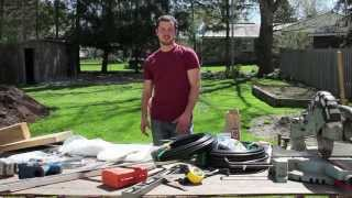 Building A Raised Bed Garden - Part 1 Of 3 - Planning