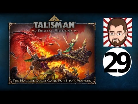Money, Combat, and Prizes! [29] Talisman Board Game Night