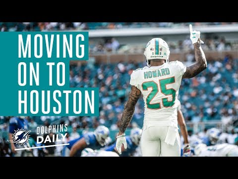 Focusing on Houston and Thursday Night Football | Dolphins Daily