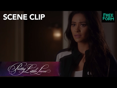 Pretty Little Liars | Season 7, Episode 14: Alison Tells Emily Her Pregnancy Truth | Freeform