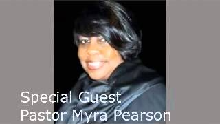 IN THE FLOW LIVE! RADIO presents Pastor Myra Pearson