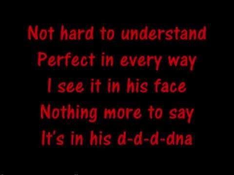 Little Mix - DNA - Lyrics