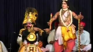 Yakshagana Ravana Vadhe