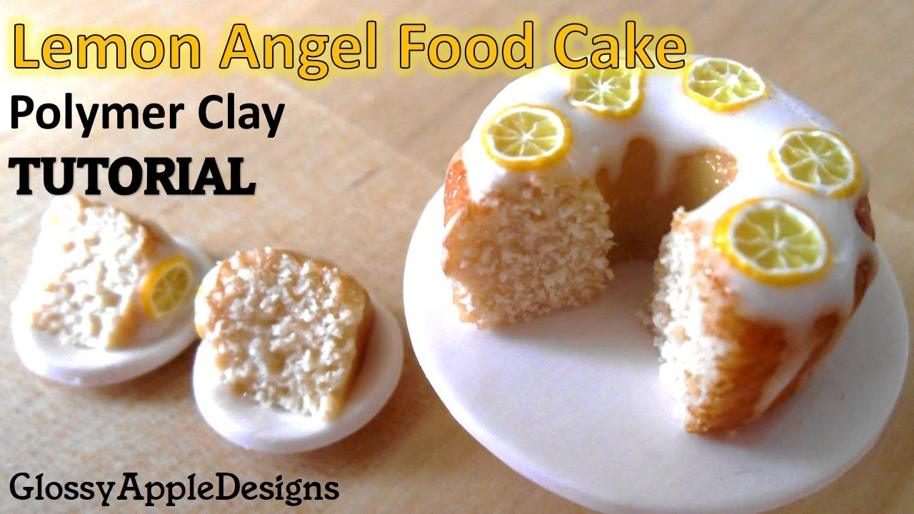 Angel Food Cake How To Youtube