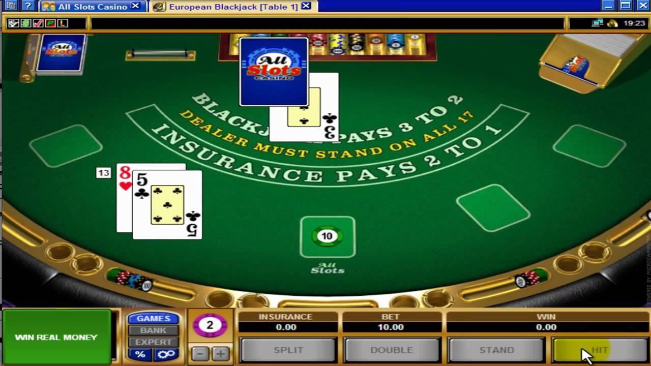 All Slots Casino Desktop